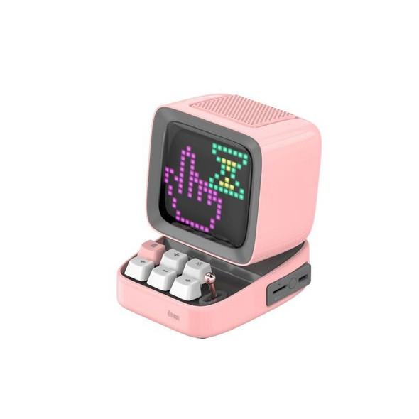 DIVOOM Ditoo Speaker Pink