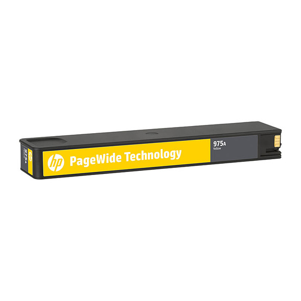 HP #975A Yellow Ink L0R94AA
