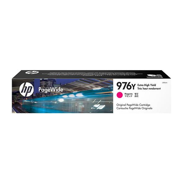 HP #976Y Magenta Ink L0R06A