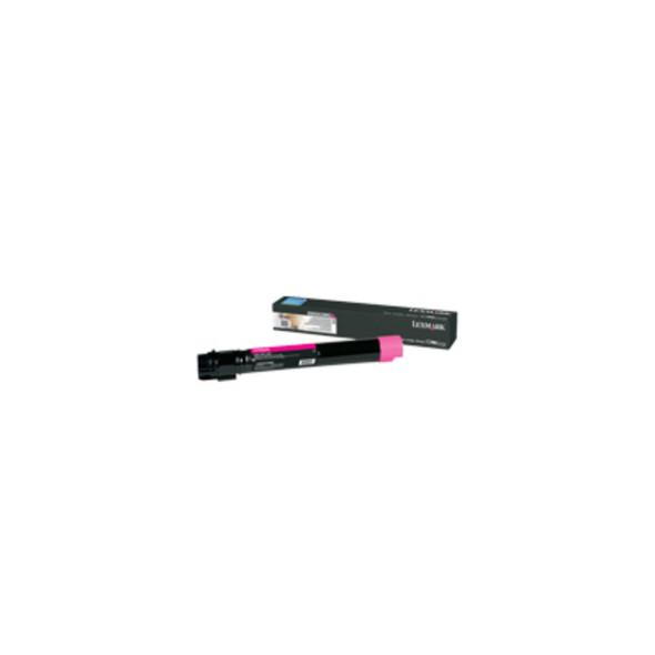 LEXMARK X950X2MG Magenta Toner