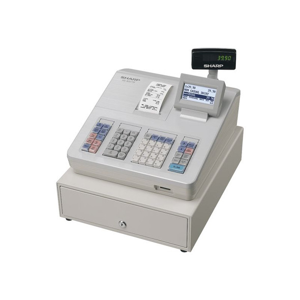 SHARP XEA207W Cash Register