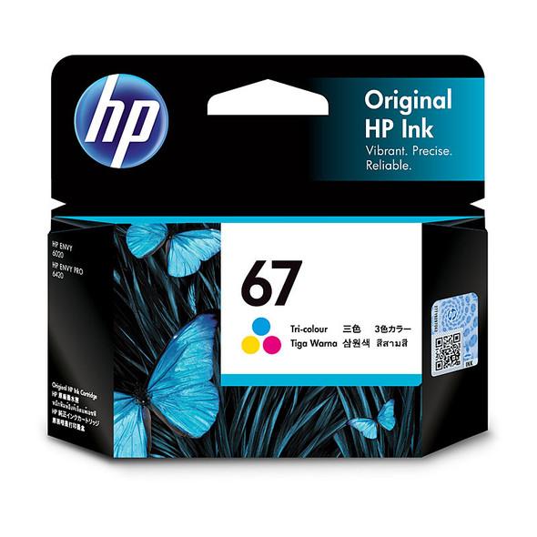 HP #67 Tri Col Ink 3YM55AA