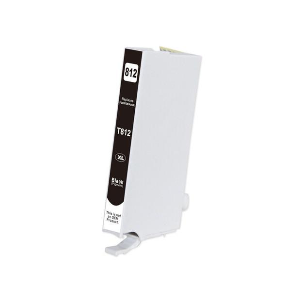 EPSON 812XL Premium Black Compatible Inkjet Cartridge