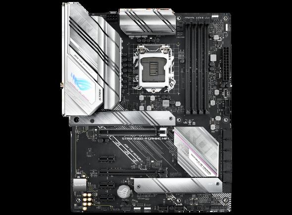 ASUS ROG STRIX B560-A GAMING WIFI Intel B560 LGA 1200 ATX Motherboard PCIe 4.0, 8+2 Teamed Power Stage, WiFi 6 (802.11ax), Realtek 2.5 Gb Ethernet RGB