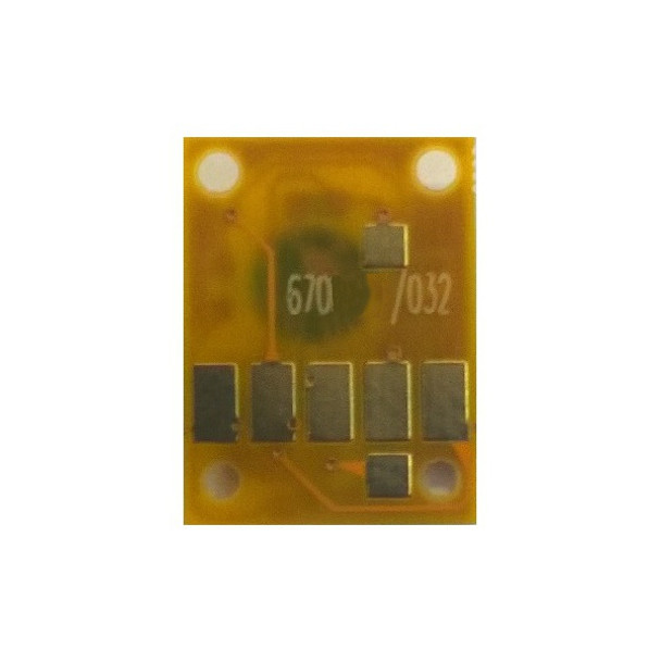 CLI-671XL Black Replacement Chip
