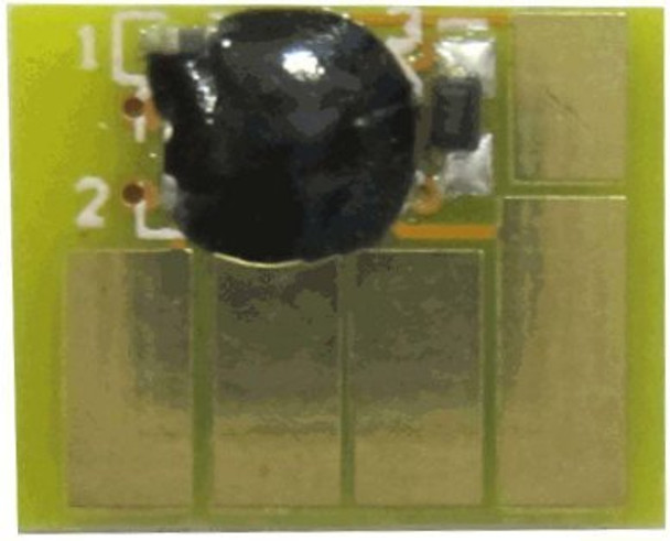 HP88XL Yellow Replacement Chip