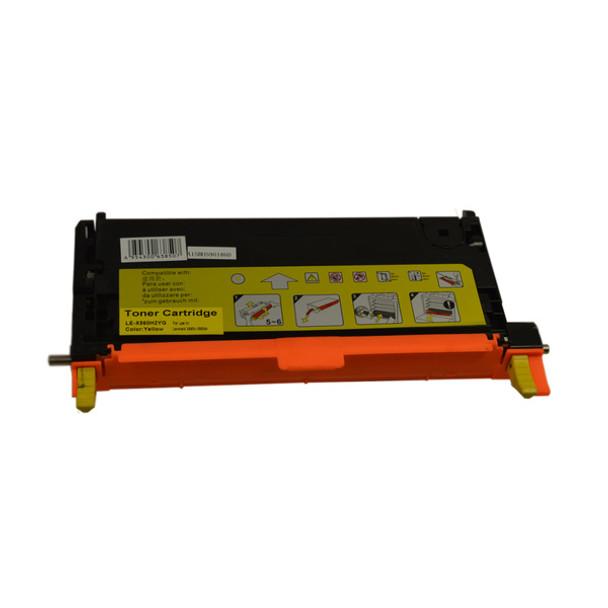 X560H2YG Premium Generic Yellow Toner Cartridge