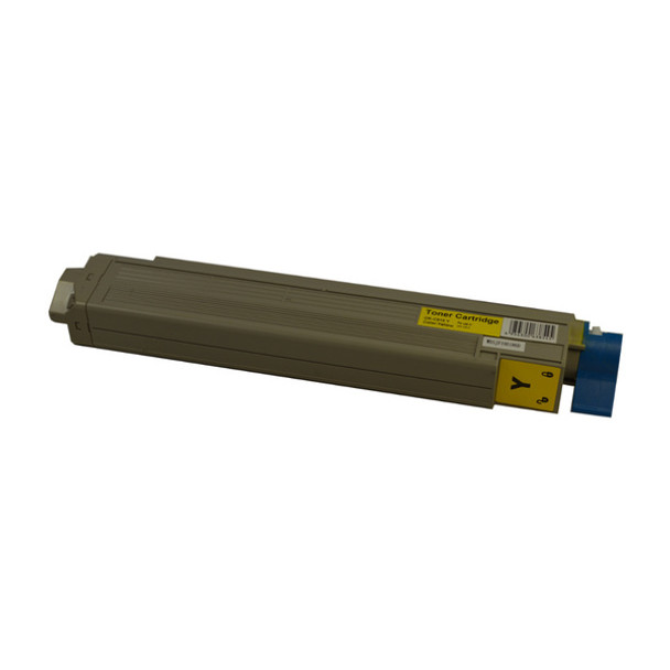 C910 Yellow Premium Generic Toner Cartridge