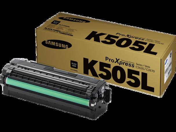 CLT-K505L Premium Generic Toner Cartridge