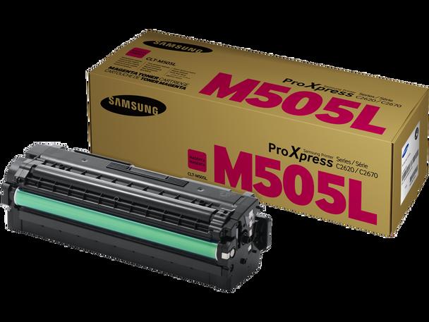 CLT-M505L Premium Generic Toner Cartridge