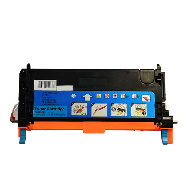 Docuprint C2200 CT350675 Cyan Premium Generic Toner