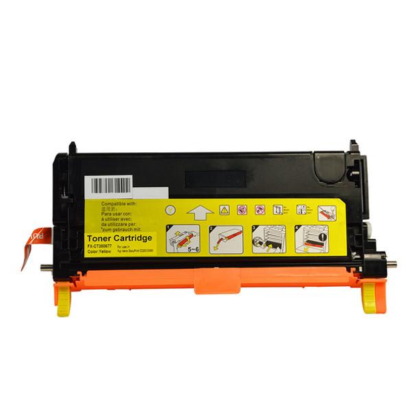 Docuprint C2200 CT350677 Yellow Premium Generic Toner