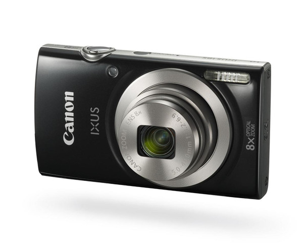 CANON IXUS 185 16MP Digital Camera - Black