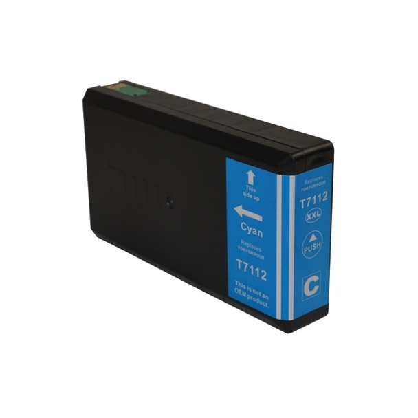 711XXL Cyan Premium Compatible Inkjet