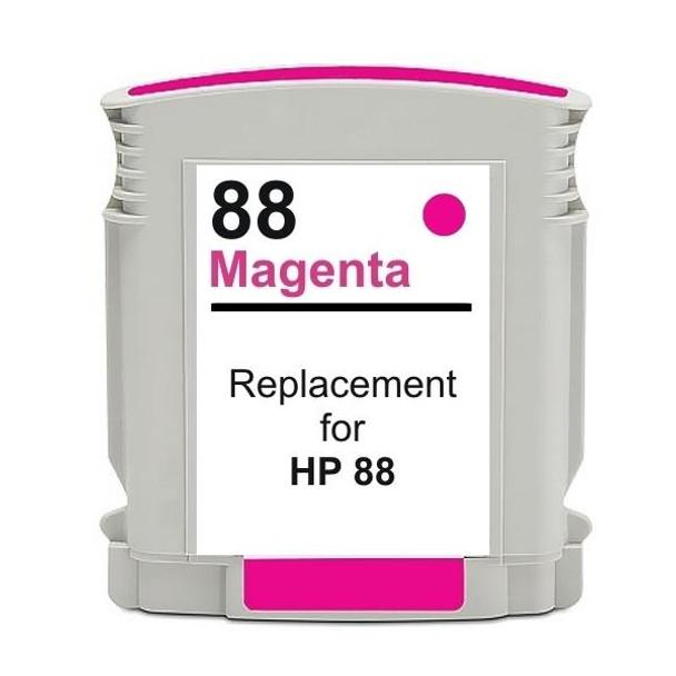 HP Compatible #88 Magenta High Capacity Remanufactured Inkjet Cartridge