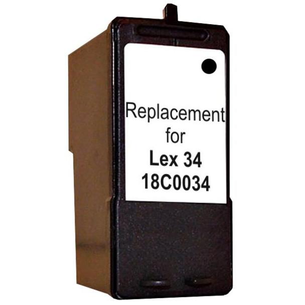 18C0034 / no.34 Remanufactured Inkjet Cartridge