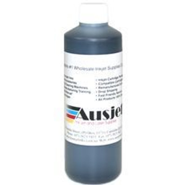 E3069 Sensient Pigment Black Ink 500ml