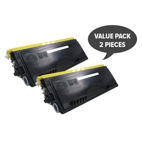 2 x TN-3060 6600 7600 Premium Generic Toner
