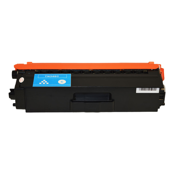 TN-346 Cyan Premium Generic Toner Cartridge
