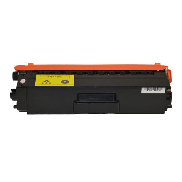 TN-348 Yellow Super High Yield Generic Toner