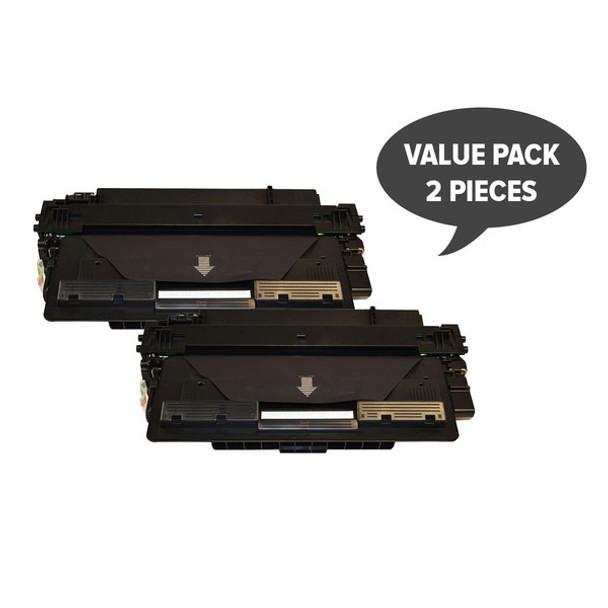 HP Compatible 2 x CF214X #14X Premium Generic Toner