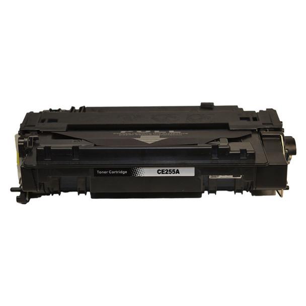 HP Compatible CE255A #55A Cart-324i Black Generic Toner