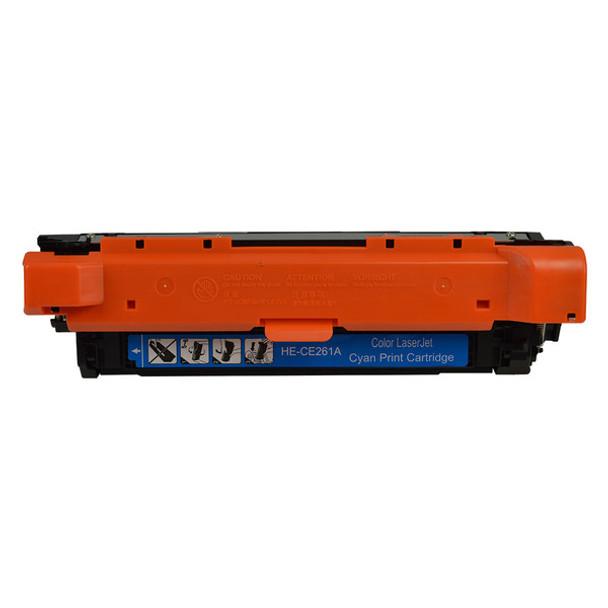 HP Compatible CE261A #648A Premium Generic Cyan Toner