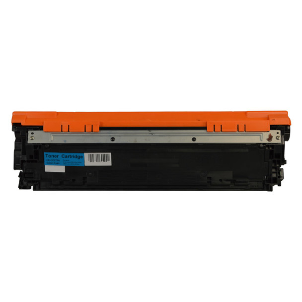 HP Compatible CE271A #650A Cart 322 Cyan Premium Generic Toner