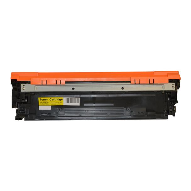 HP Compatible CE272A #650A Cart 322 Yellow Premium Generic Toner