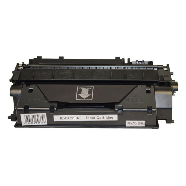 HP Compatible CF280X #80x Premium Generic Toner