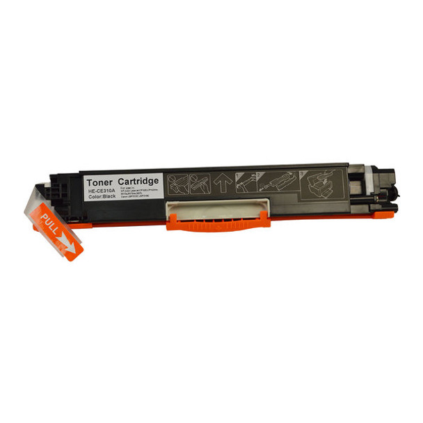 HP Compatible CE310A #126A Cart329 Black Premium Generic Toner