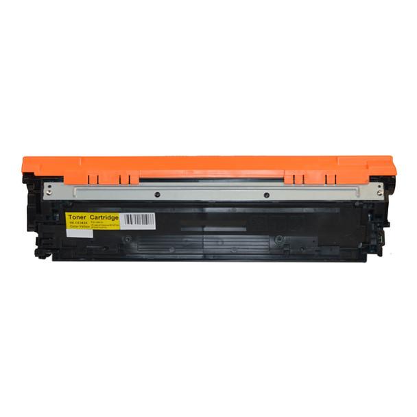 HP Compatible CE342A #651A Yellow Premium Generic Toner