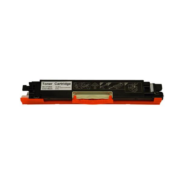 HP Compatible CF350A #130 Premium Black Generic Toner