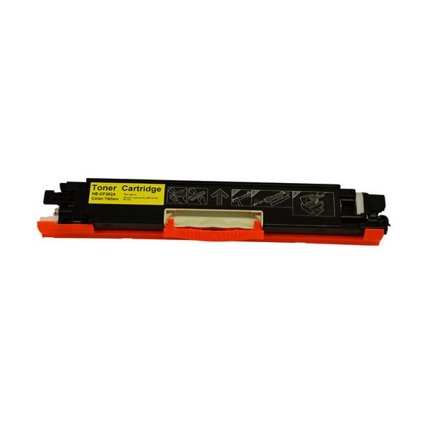HP Compatible CF352A #130 Premium Yellow Generic Toner