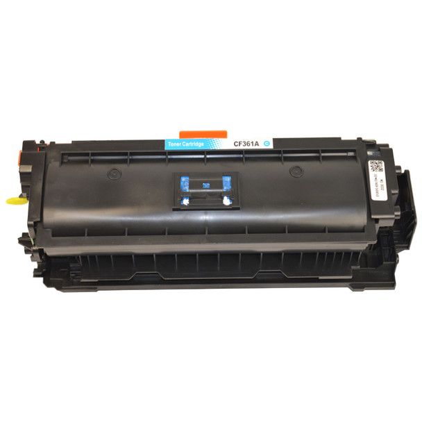 HP Compatible CF361A #508A Cyan Premium Generic Toner