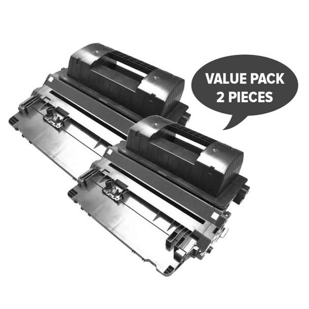 HP Compatible 2 x CC364A HP #64 Black Premium Generic Toner