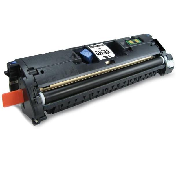 HP Compatible Q3960 C9700 C3960 EP87 CART301BK Premium Generic Black Toner Cartridge