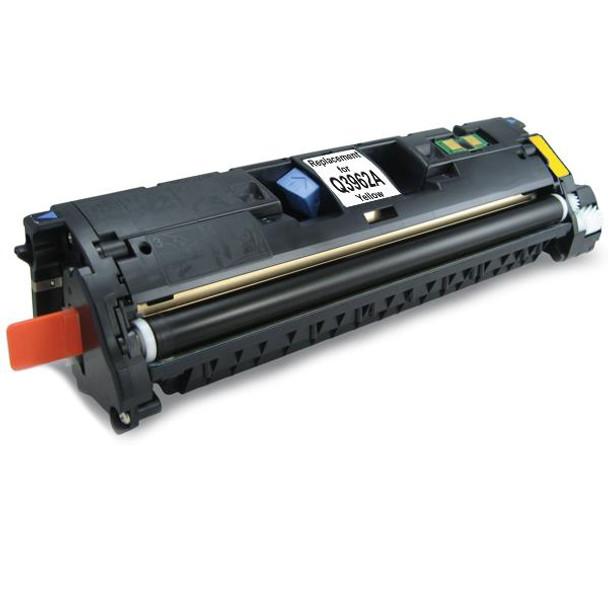 HP Compatible Q3962A C9702 C3960 EP-87 CART301Y Yellow Toner Cartridge