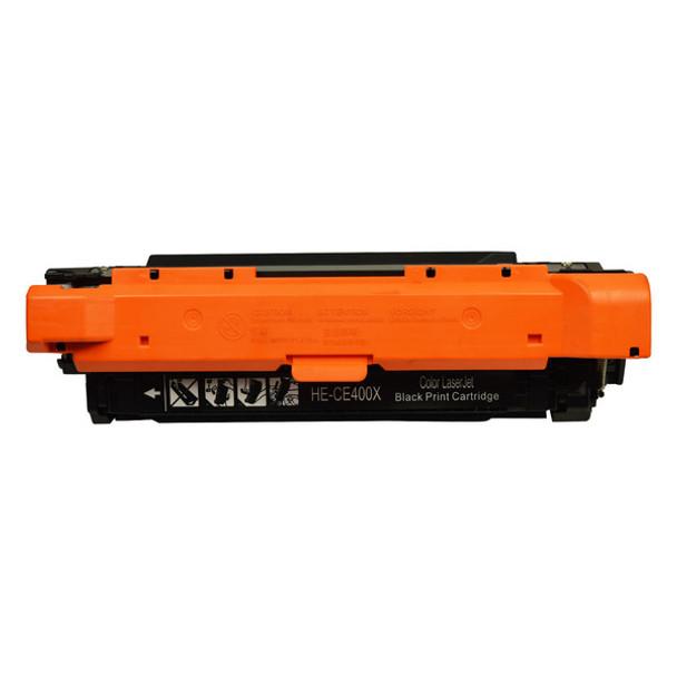 HP Compatible CE400X #507X Premium Generic Black Toner