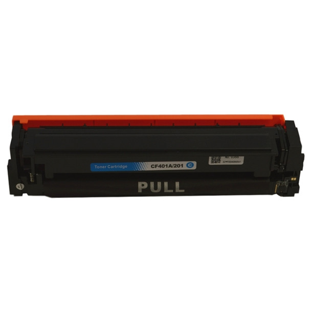 HP Compatible CF401A #201A Premium Generic Cyan Toner Cartridge