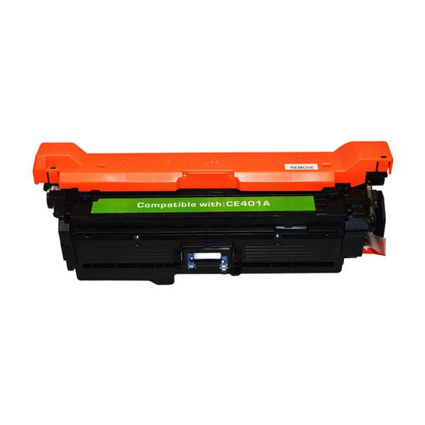 HP Compatible CE401A #507A Premium Generic Cyan Toner