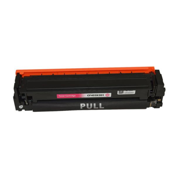 HP Compatible CF403X #201X Premium Generic Magenta Toner Cartridge