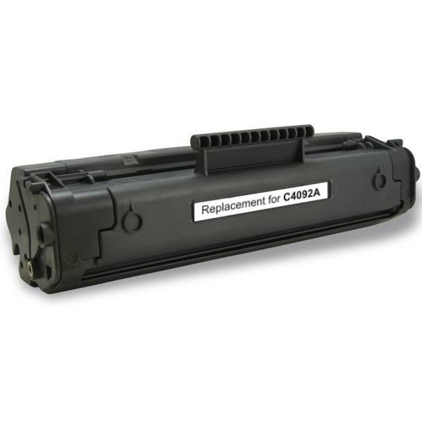 HP Compatible EP-22 C4092A #92A Black Premium Generic Toner
