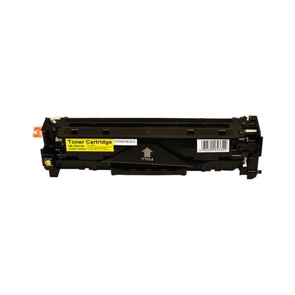 HP Compatible CE412A #305 Premium Generic Yellow Toner