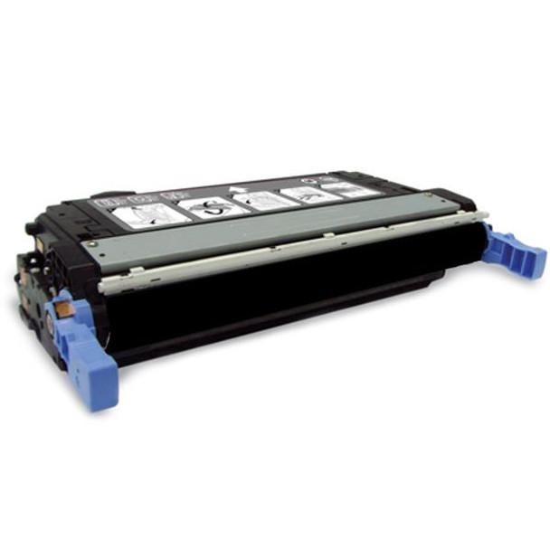 HP Compatible Q5950A #643A Q6460A #644A Black Premium Generic Toner Cartridge