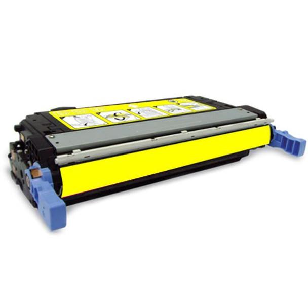 HP Compatible Q5952A #643A Q6462A #644A Yellow Premium Generic Toner Cartridge