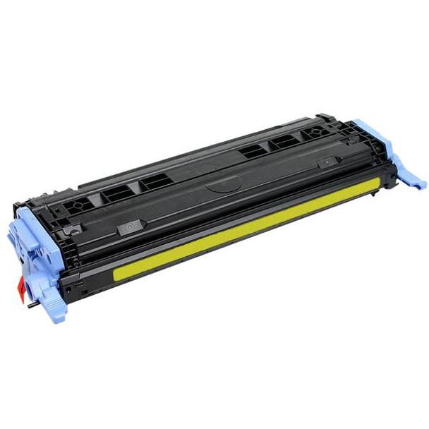 HP Compatible CART-307 Q6002A #124A Yellow Premium Generic Toner