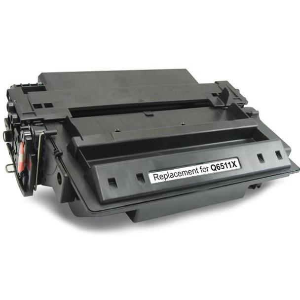 HP Compatible Q6511X #11X Premium Generic Toner Toner