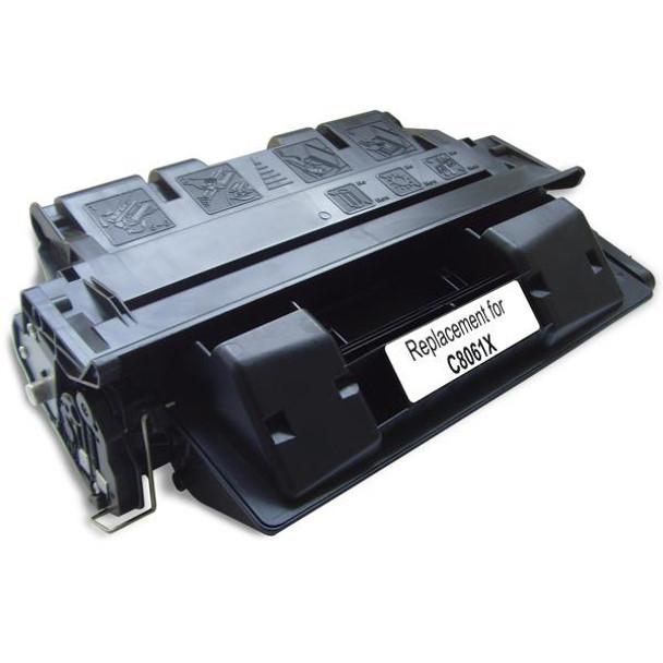 HP Compatible C8061X #61X Black Premium Generic Toner