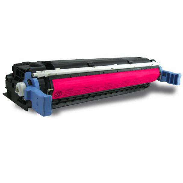 HP Compatible C9723A 4600Y 4650Y Magenta Premium Generic Toner Cartridge